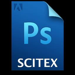 Adobe Photoshop Scitex Icon 256x256 png