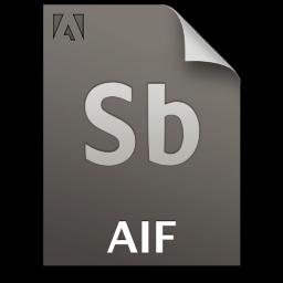 Adobe Soundbooth AIF Icon 256x256 png