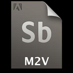 Adobe Soundbooth M2V Icon 256x256 png