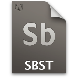 Adobe Soundbooth SBST Icon 256x256 png