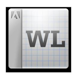 Adobe WorkflowLab Icon 256x256 png