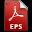 Adobe Acrobat Pro EPS Icon 32x32 png