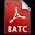 Adobe Acrobat Pro SEQC Icon 32x32 png