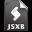 Adobe ExtendScript Toolkit JSXBIN Icon 32x32 png