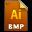 Adobe Illustrator BMP Icon 32x32 png