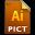 Adobe Illustrator PICT Icon 32x32 png