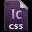 Adobe InCopy CS5 Icon 32x32 png