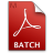 Adobe Acrobat Pro SEQC Icon 48x48 png