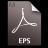 Adobe Distiller EPS Icon 48x48 png