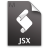 Adobe ExtendScript Toolkit JSX Icon