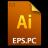 Adobe Illustrator EPSPC Icon 48x48 png