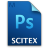 Adobe Photoshop Scitex Icon 48x48 png