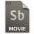 Adobe Soundbooth MOVIE Icon 48x48 png