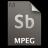 Adobe Soundbooth MPEG Icon 48x48 png