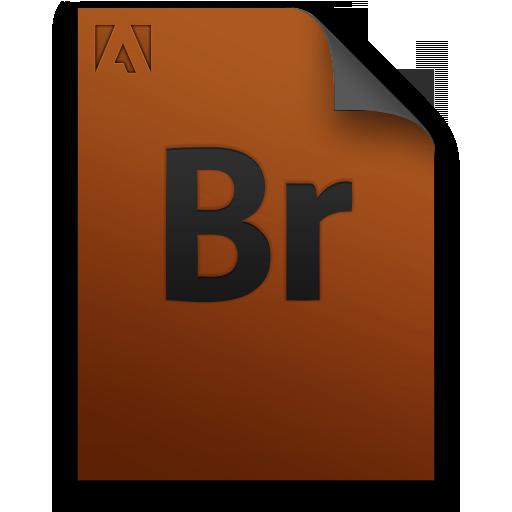 Adobe Bridge File Icon 512x512 png