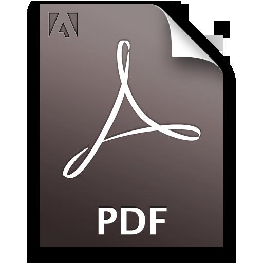 Adobe Distiller PDF Icon 512x512 png