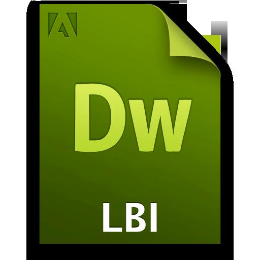 Adobe Dreamweaver LBI Icon 512x512 png