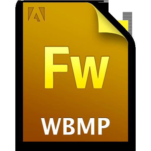 Adobe Fireworks WBMP Icon 512x512 png