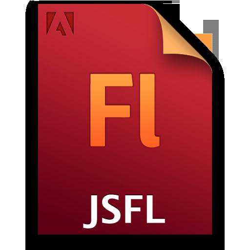 Adobe Flash JSFL Icon 512x512 png
