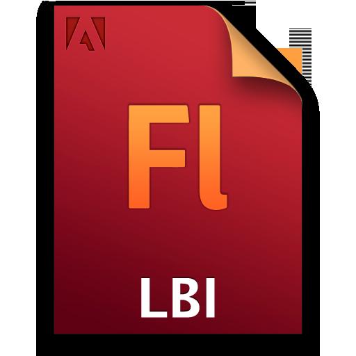 Adobe Flash LBI Icon 512x512 png