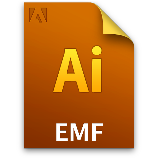 Adobe Illustrator EMF Icon 512x512 png