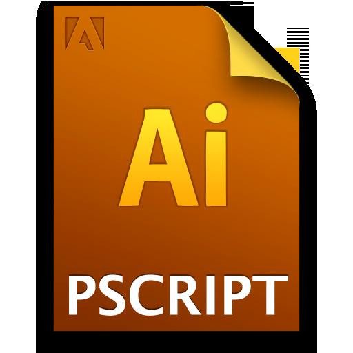 Adobe Illustrator Postscript Icon 512x512 png
