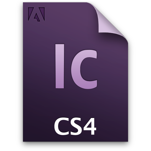 Adobe InCopy CS4 Icon 512x512 png