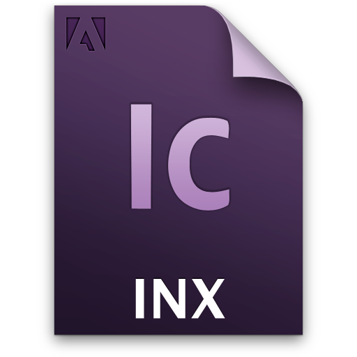 Adobe InCopy INX Icon 512x512 png