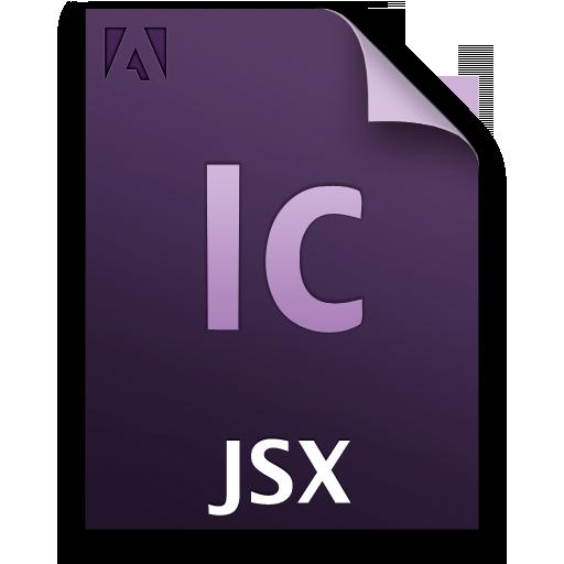 Adobe InCopy JSX Icon 512x512 png