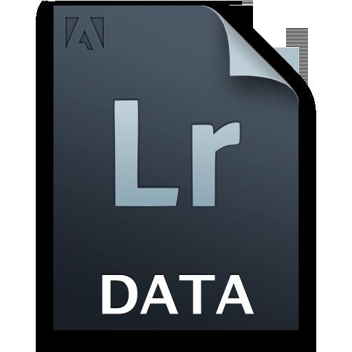Adobe Lightroom Gray Icon 512x512 png