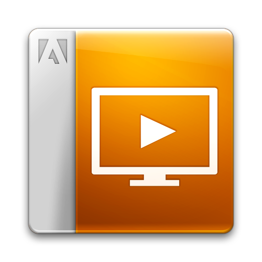 Adobe Media Player Icon 512x512 png