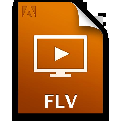 Adobe Media Player FLV Icon 512x512 png