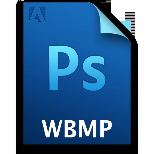 Adobe Photoshop WBMP Icon 512x512 png