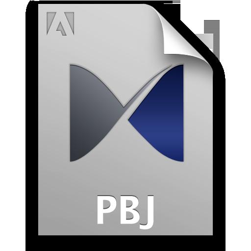 Adobe Pixel Bender Toolkit PBJ Icon 512x512 png