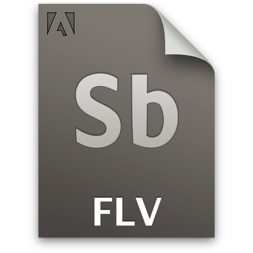 Adobe Soundbooth FLV Icon 512x512 png