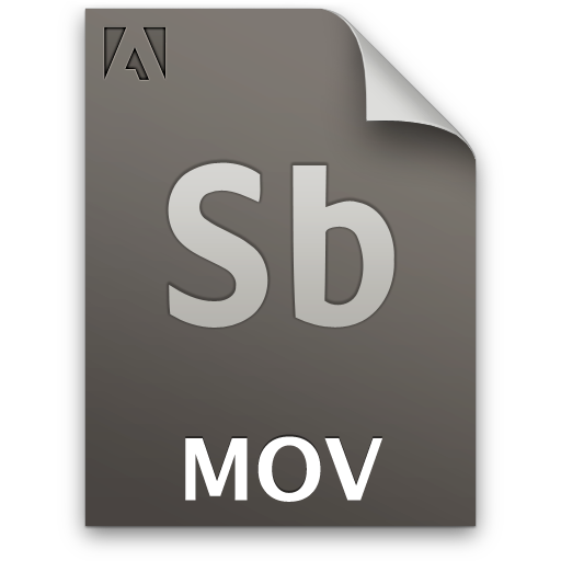 Adobe Soundbooth MOV Icon 512x512 png