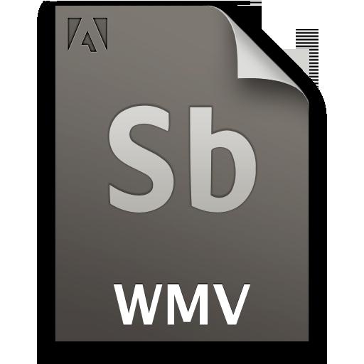 Adobe Soundbooth WMV Icon 512x512 png