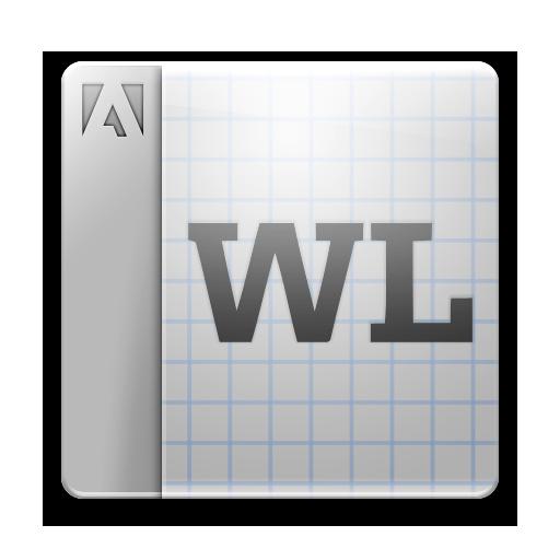 Adobe WorkflowLab Icon 512x512 png