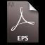 Adobe Distiller EPS Icon 64x64 png