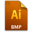 Adobe Illustrator BMP Icon 64x64 png