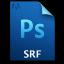 Adobe Photoshop SRF Icon 64x64 png