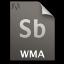 Adobe Soundbooth WMA Icon 64x64 png