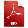 Adobe Acrobat Pro EPS Icon 96x96 png