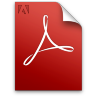 Adobe Acrobat Pro Generic Icon 96x96 png