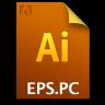 Adobe Illustrator EPSPC Icon 96x96 png