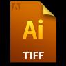 Adobe Illustrator TIFF Icon 96x96 png