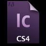 Adobe InCopy CS4 Icon 96x96 png