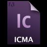 Adobe InCopy ICMA Icon 96x96 png