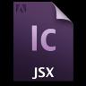 Adobe InCopy JSX Icon 96x96 png