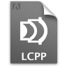 Adobe Lens Profile Creator LCPP Icon 96x96 png